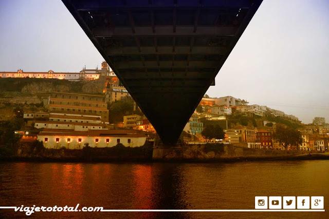 Oporto - Portugal - Puente Don Luis I