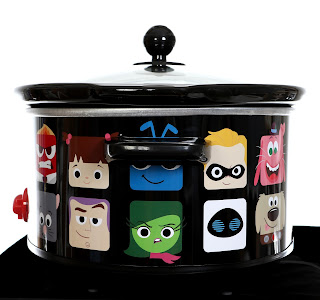 disney pixar slow cooker crock pot