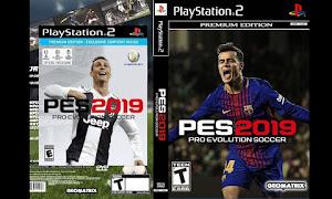 تحميل لعبة بيس 2019 بلايستيشن 2  تحديث PES 2019 PS2 باخر الانتقالات الصيفية برابط واحد من ميديا فاير وتورنت