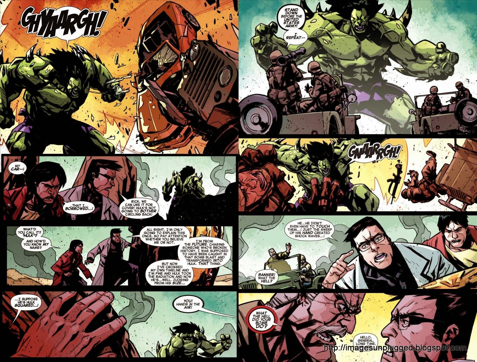 indestructible hulk agent of time - photo #25
