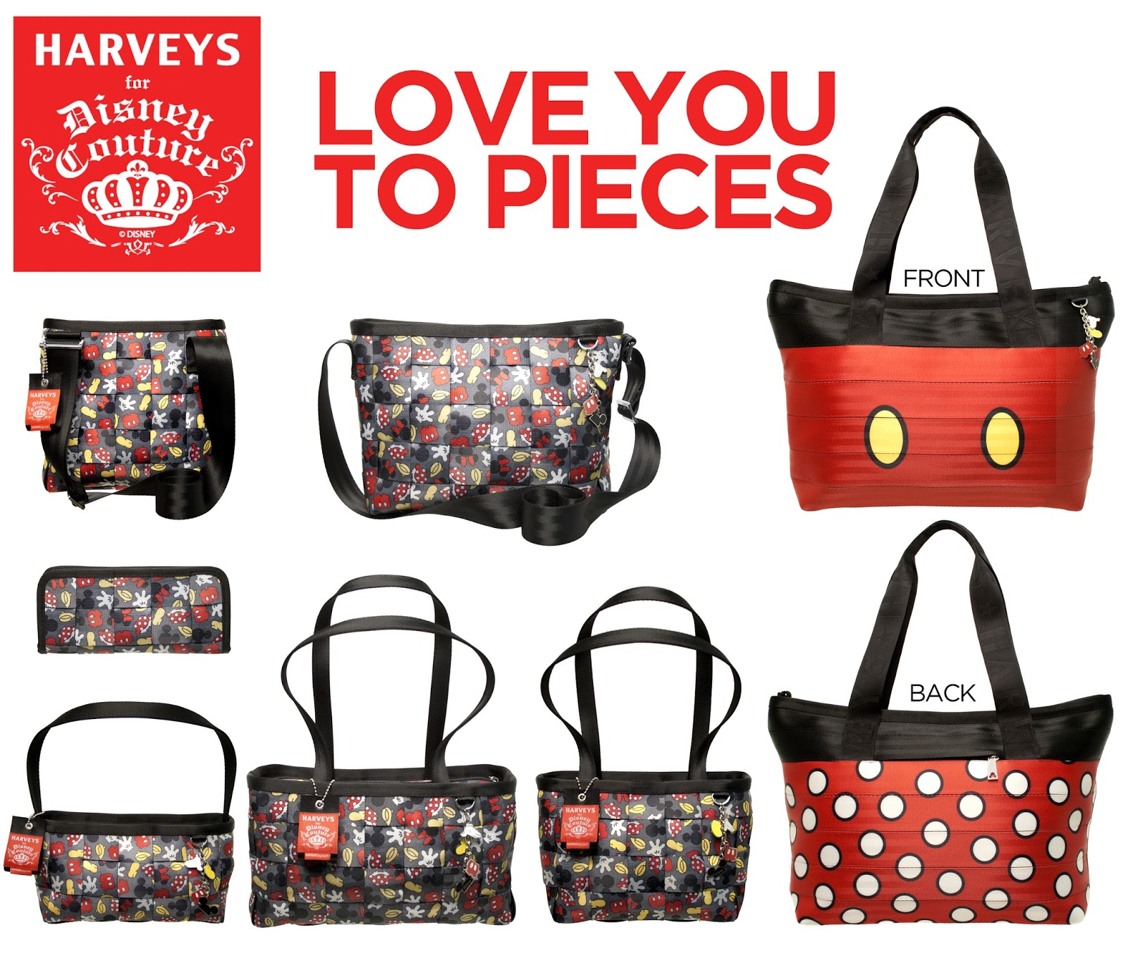 seatbeltblog: Love You to Pieces Launch!