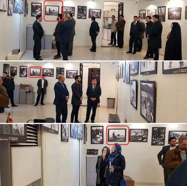 Azerbaiyán presentó como propia Imagen del genocidio armenio