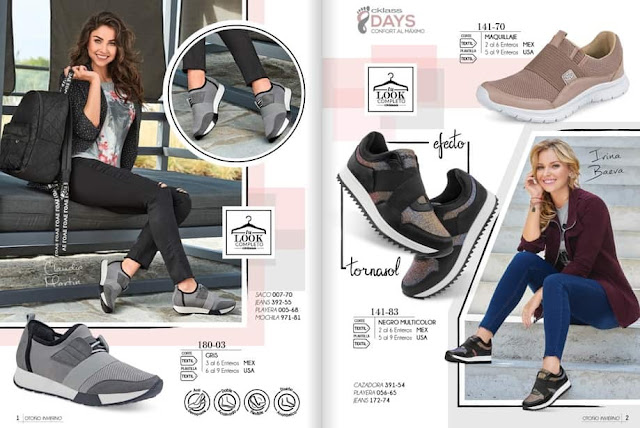 cklass confort zapatillas 2018
