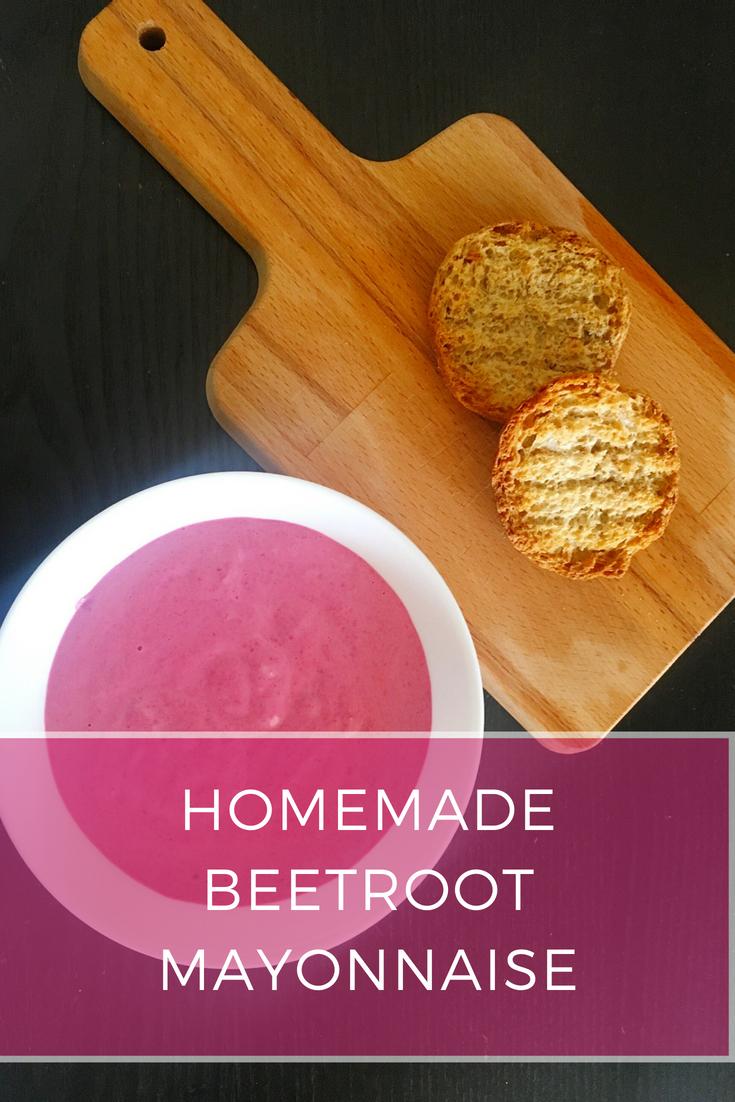 Ροζ Μαγιονέζα: Μια πανεύκολη συνταγή για μαγιονέζα παντζάρι, copycat του Estrella Athens | Ioanna's Notebook