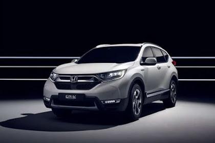 Honda 2019 CR-V Review, Specs, Price