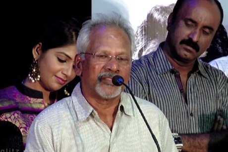 I miss Bharathi Raja : Mani Ratnam @ Padai Veeran Audio Launch | Myskkin