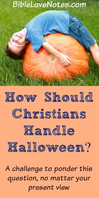 Different Ways Christians Handle Halloween