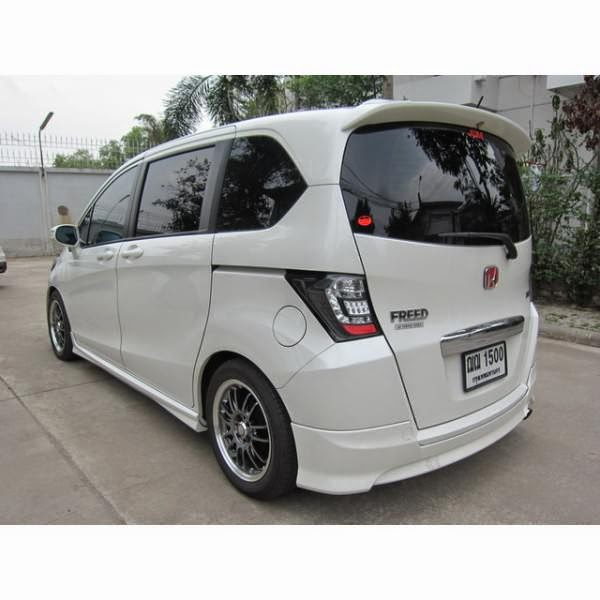 add on Honda Freed Modulo 12-14