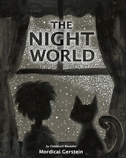 Night World by Mordecai Gerstein book cover