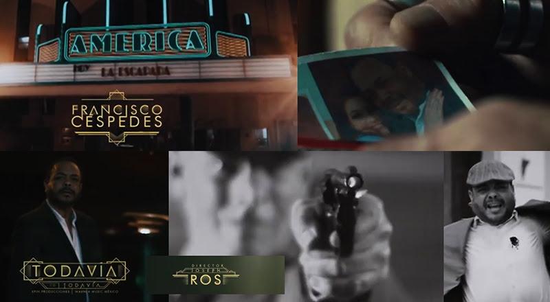Francisco Céspedes -  ¨Todavía¨ - Videoclip - Dirección: Joseph Ros. Portal Del Vídeo Clip Cubano