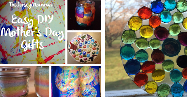 Handmade Mother S Day Gifts For Kids Crafts Anyone Can Make The