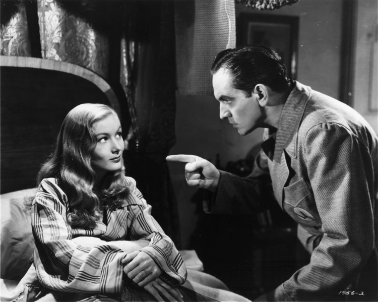 A Vintage Nerd, Veronica Lake Films, I Married A Witch, Classic Film Blog, Old Hollywood Blog,