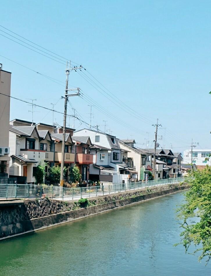 jalan kaki di kyoto