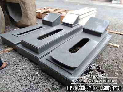 model makam granit