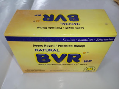 Aplikasi pemakaian Natural BVR