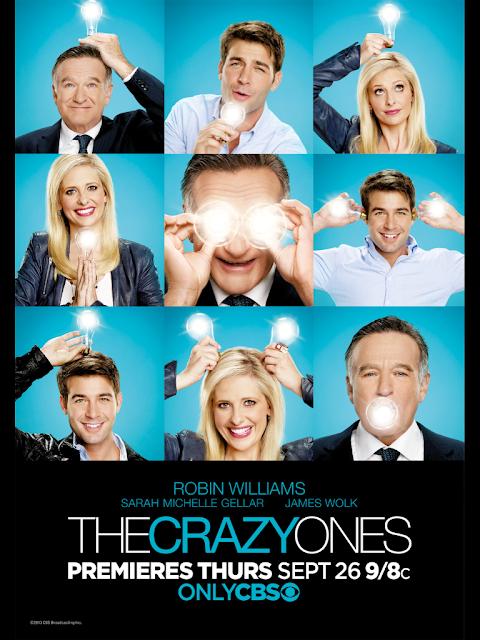 série The Crazy Ones