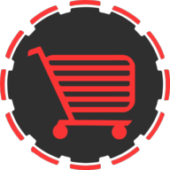 cart social button