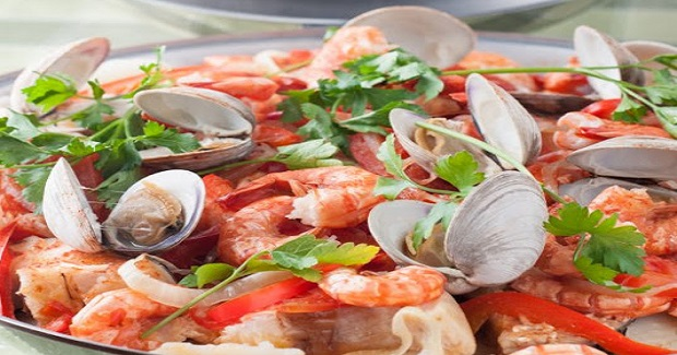 Portuguese Seafood & Fish Cataplana Recipe