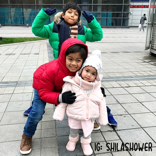 Shanghai with Kids: Transportation