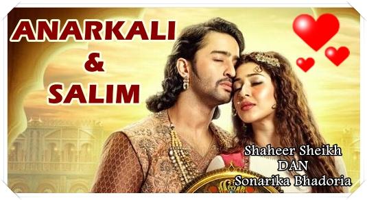 Kisah Anarkali dan Salim ANTV