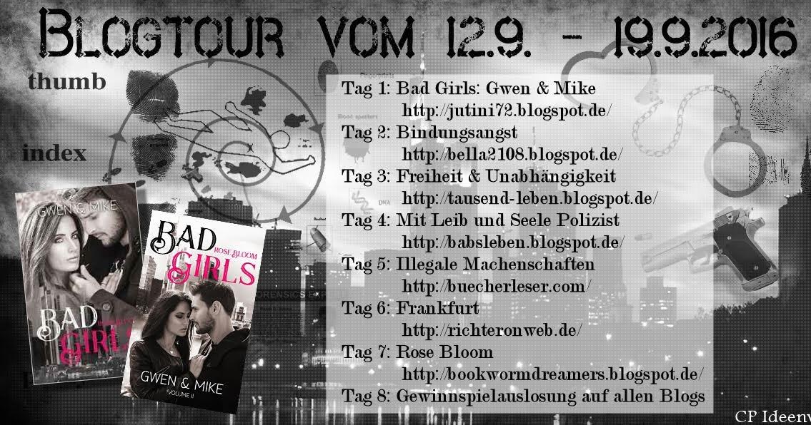 Tausend Leben Blogtour Bad Girls