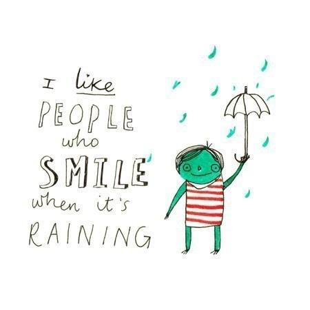 Happy Rainy Day Greetings