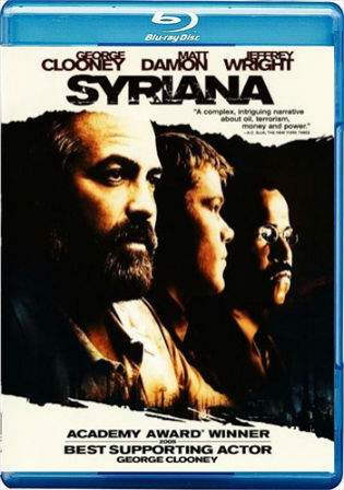 Syriana 2005 BluRay 480p Hindi Dual Audio 400Mb Watch Online Full Movie Download bolly4u