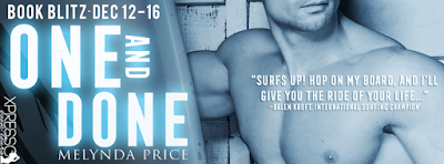 Excerpt: One and Done by Melynda Price