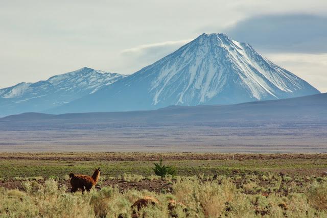 Como vivem os nativos nos ayllus do Deserto do Atacama, no Chile.