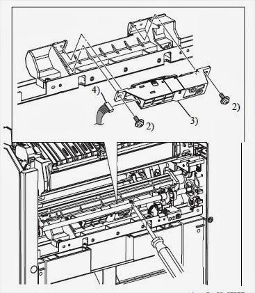 Résoudre l'erreur Service Req E524 sur les imprimantes