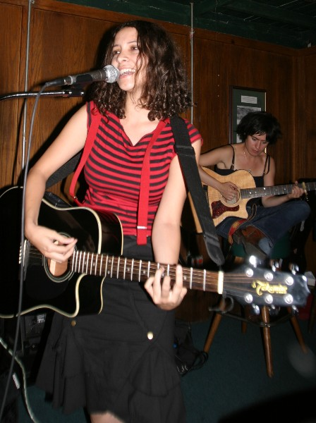 2006 Photo of Gaby Moreno by Gregory J. Chamberlain
