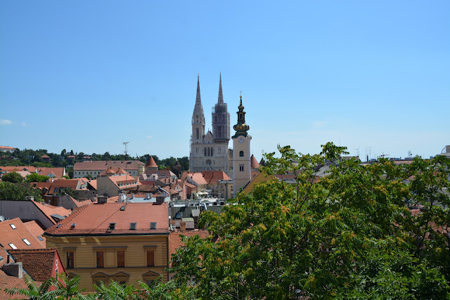 Out & About in Zagreb