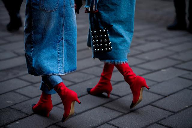 Street Style F/W 17: Copenhagen Fashion Week