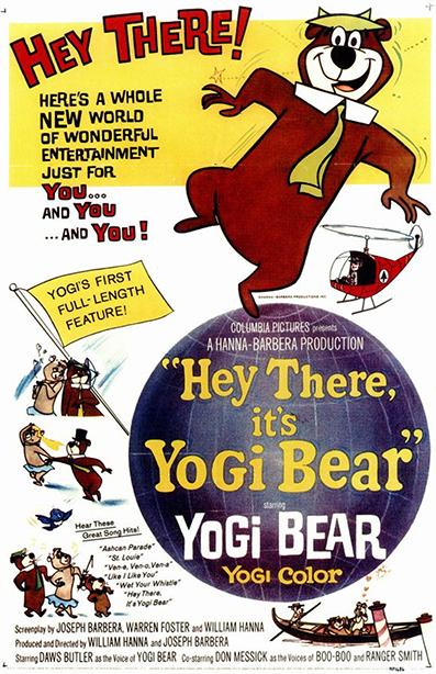 Comics Cartoons Et Cetera 112 Yogi Bear Yogi Bar