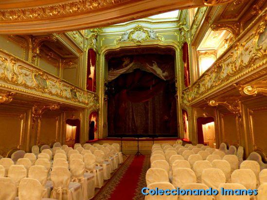 Teatro del Palacio Yusupov