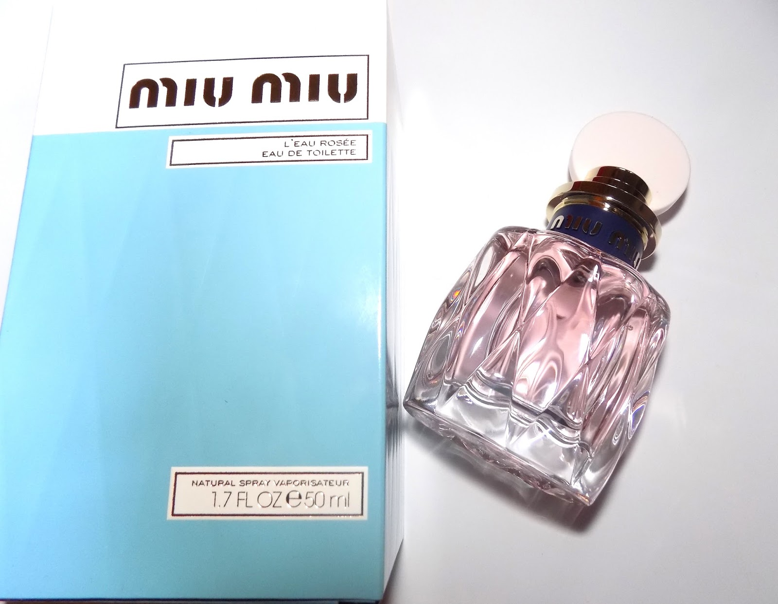 Miu Miu L Eau Rosee will be available only at Sephora ... a5288204ad4