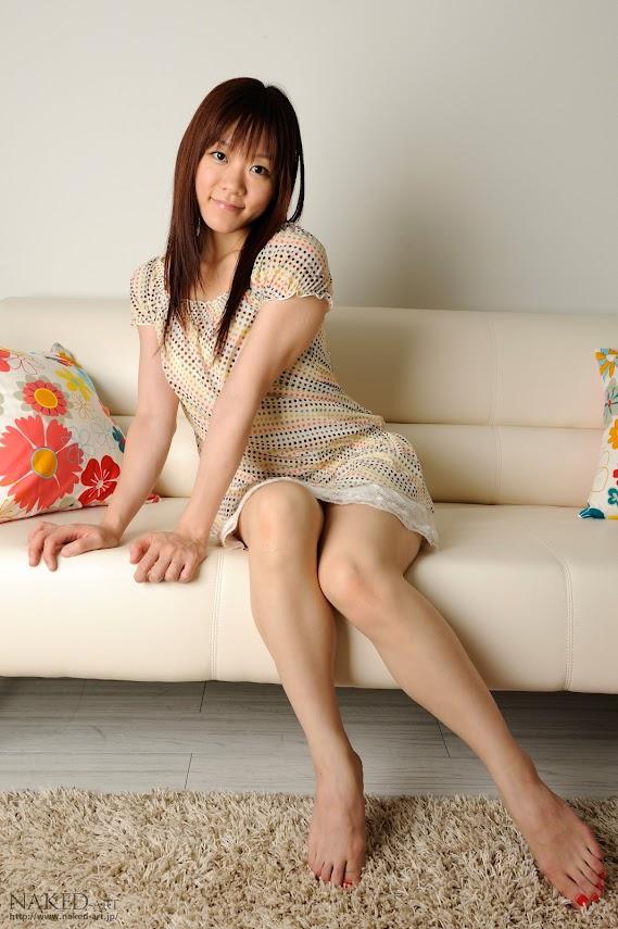 Naked-Art No.00122 Shoko Yokoyama 横山翔子 naked-art 09170