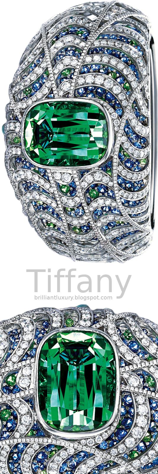 Brilliant Luxury ♦ Tiffany prism ripple bracelet