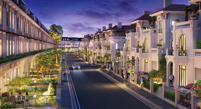 Tây Hồ Tây - vị trí vàng của bất động sản Việt Nam