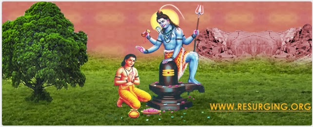 Markandeya and Lord shiva