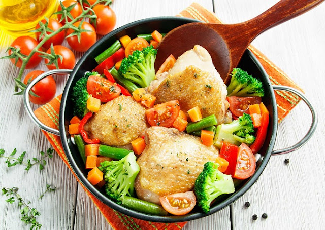 Chicken breast is the best diet to lose weight1