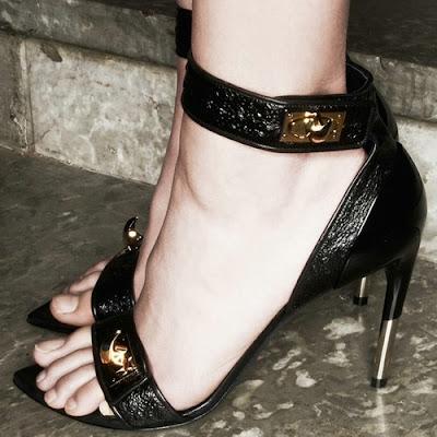 Zapatos Negros de mujer