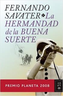 """La hermandad de la buena suerte"" de Fernando Savater"