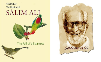 The Fall of a Sparrow Salim ali