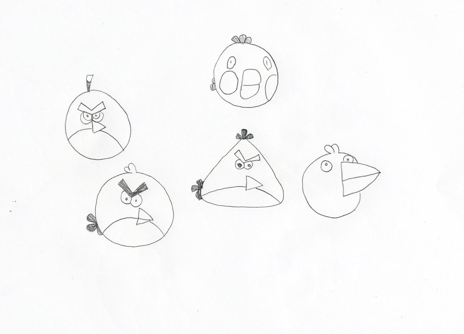 Santiago Evolution Of An Artist November Drawings