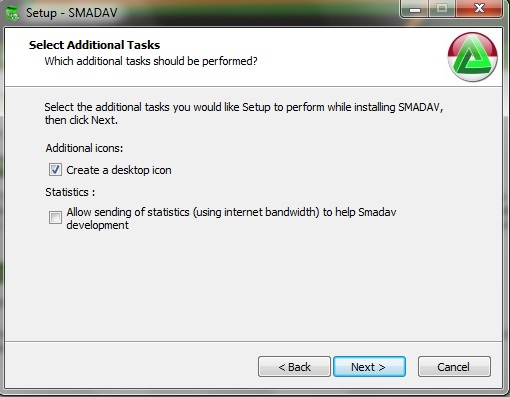 Method of How to install SMADAV 2018 USB Antivirus in Easy Steps 5