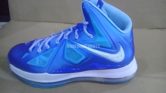 e52556b6805f It will feature an all blue colorway with hints of white. Retail is  expected to be  290. NIKE LeBron 9 Low Men s Basketball Shoes