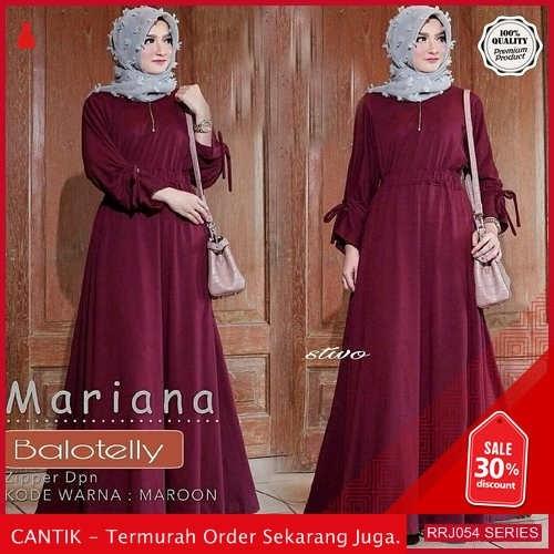 Jual RRJ054D236 Dress Mariana Dress Wanita Balotelly Sk Terbaru BMGShop