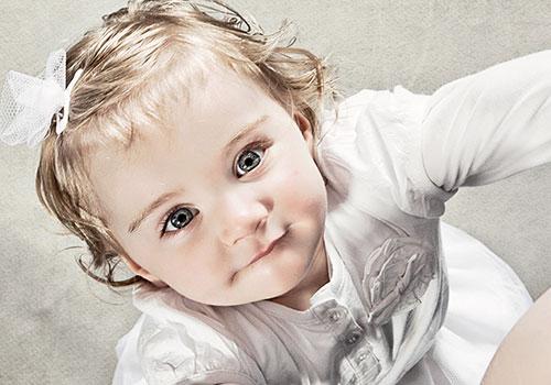 Quite Baby Girl in Fairy Dress ~ Calgary, Edmonton ...