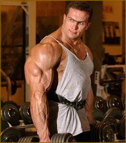 Aleksandr Fyodorov Bodybuilder